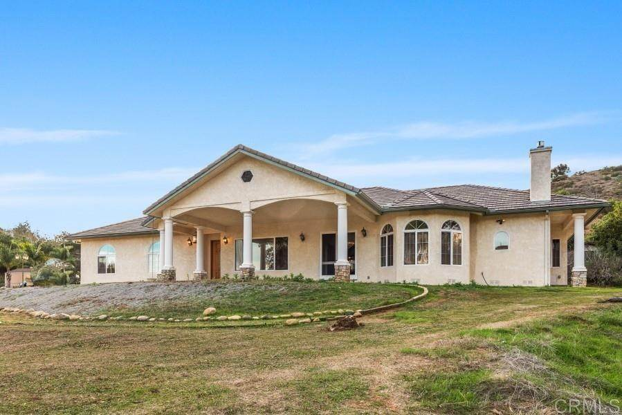 Residential for Sale at 11580 Bridle Path Lane Lakeside, California 92040 United States