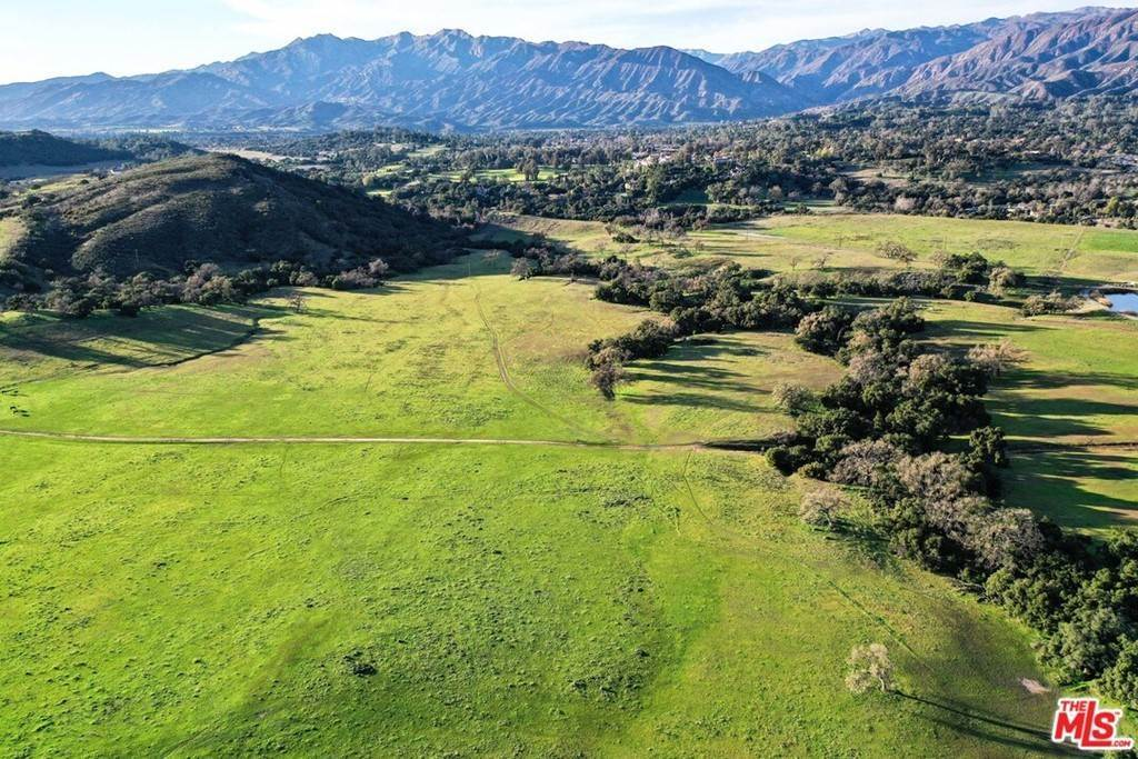 Land for Sale at 12516 Creek Road Ojai, California 93023 United States