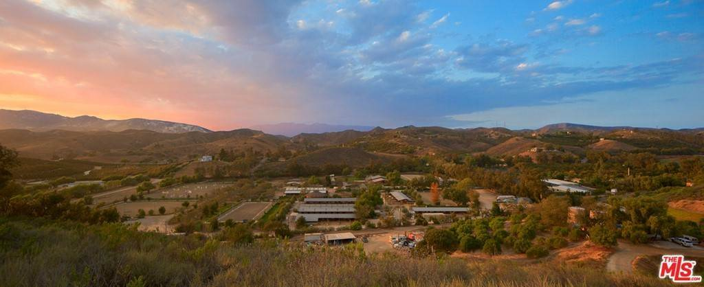 Residential for Sale at 7202 Balcom Canyon Road Somis, California 93066 United States