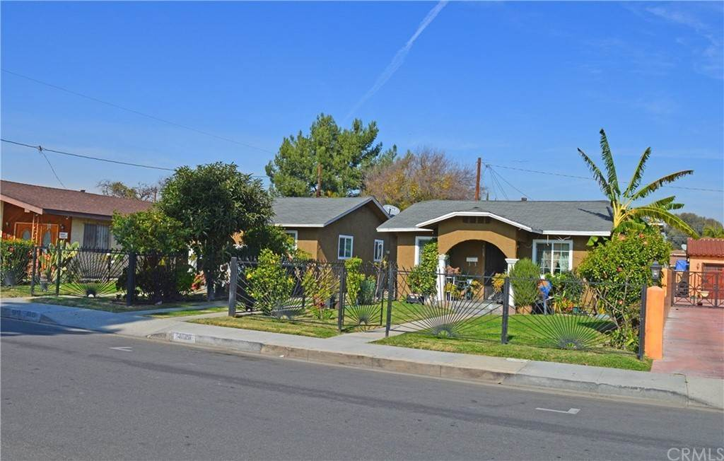 Residential Income for Sale at 4819 East 60th Place Maywood, California 90270 United States