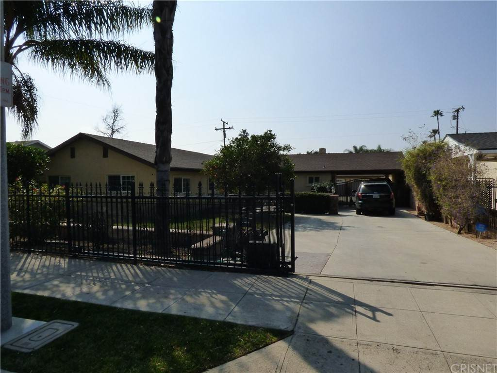 Residential for Sale at 1928 4th Street San Fernando, California 91340 United States