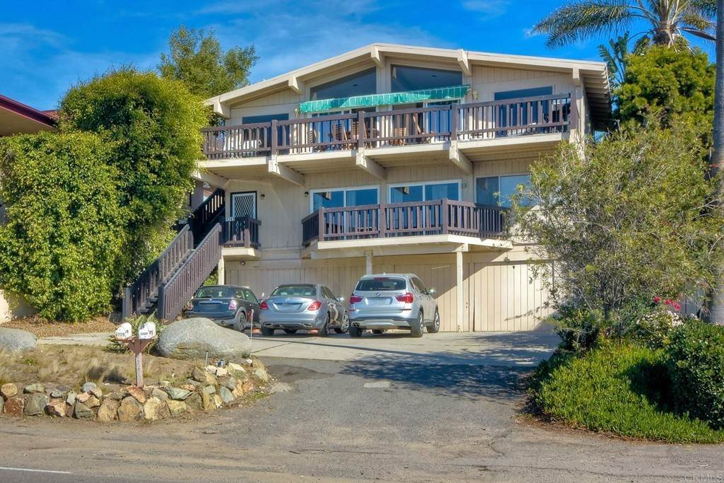 Duplex Homes for Sale at 1739 San Elijo Avenue Cardiff By The Sea, California 92007 United States