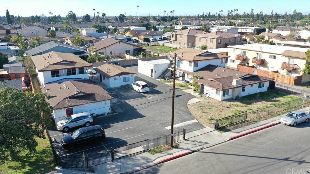 Residential Income for Sale at 10605 Lowden Street Stanton, California 90680 United States