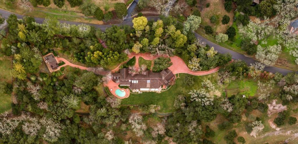 Residential for Sale at 165 Farm Road Woodside, California 94062 United States