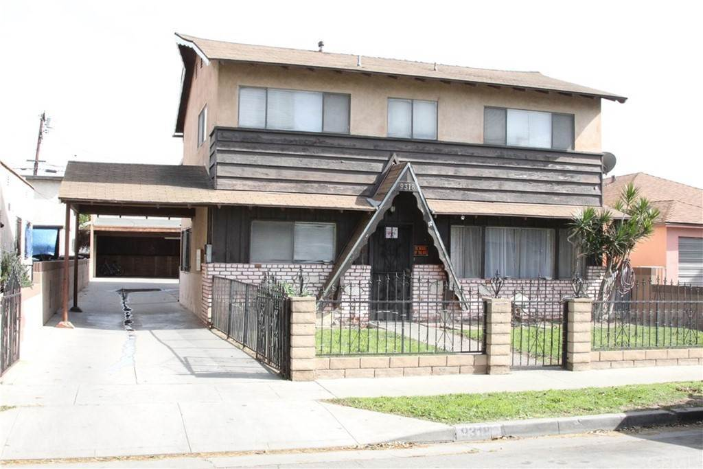 Residential Income for Sale at 9318 Victoria Avenue South Gate, California 90280 United States