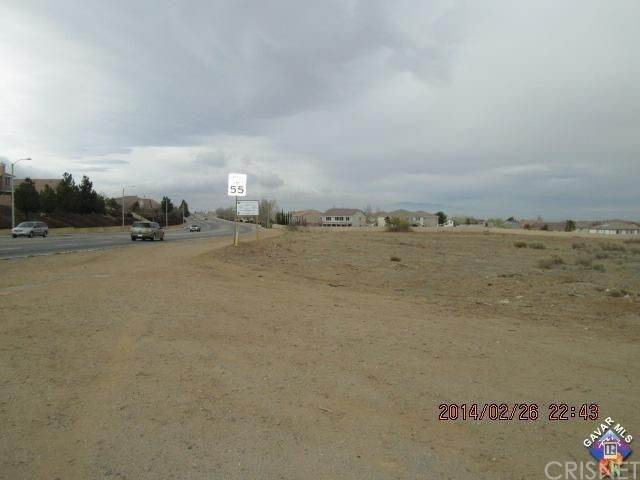 Land for Sale at 35000 Vac/Cor Avenue O8/Rancho Vista Boulevard Palmdale, California 93551 United States