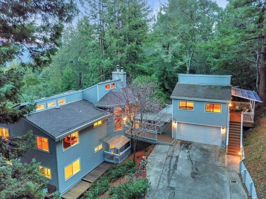 Residential for Sale at 365 Eagle Crest Drive Scotts Valley, California 95066 United States