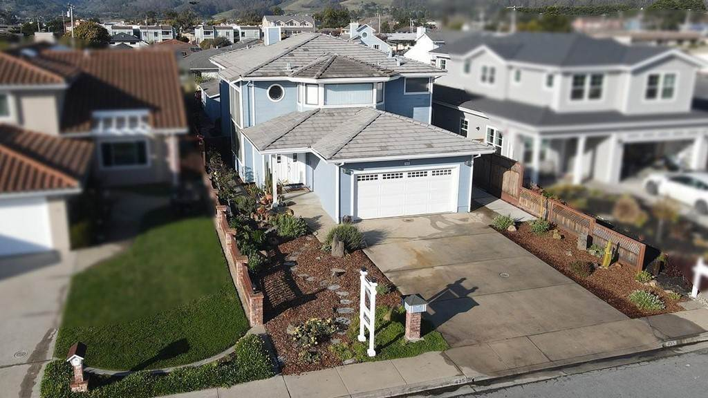 Residential for Sale at 435 Correas Street Half Moon Bay, California 94019 United States