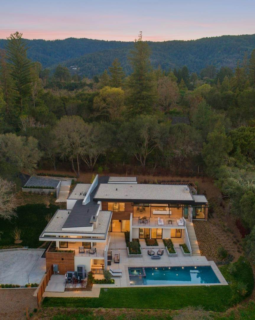 Residential for Sale at 155 Bardet Road Woodside, California 94062 United States