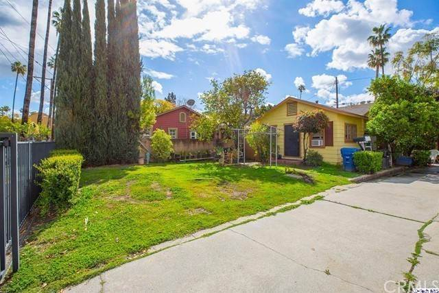Residential Income for Sale at 2126 S Chickasaw Avenue Eagle Rock, California 90041 United States