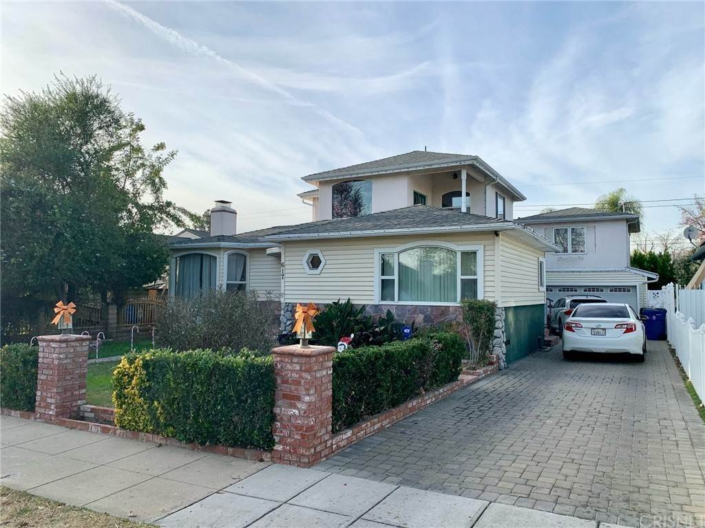 Residential for Sale at 617 Griswold Avenue San Fernando, California 91340 United States