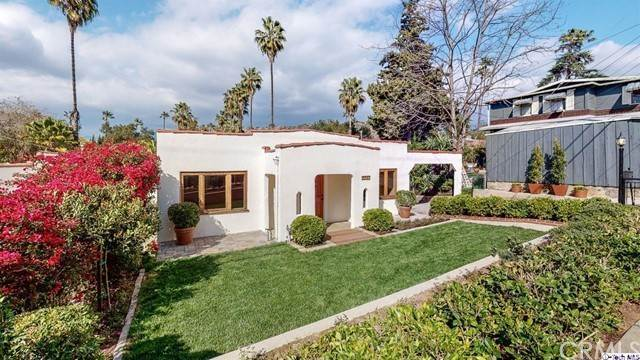Residential for Sale at 2717 El Roble Drive 2717 El Roble Drive Eagle Rock, California 90041 United States