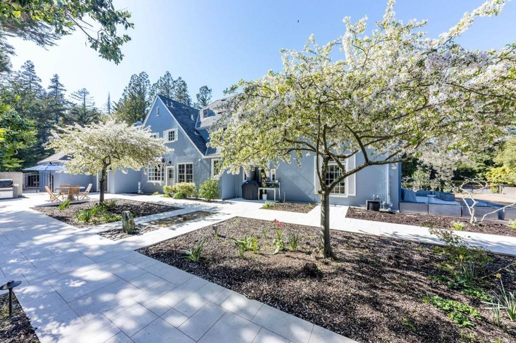 Residential for Sale at 372 Poett Road Hillsborough, California 94010 United States