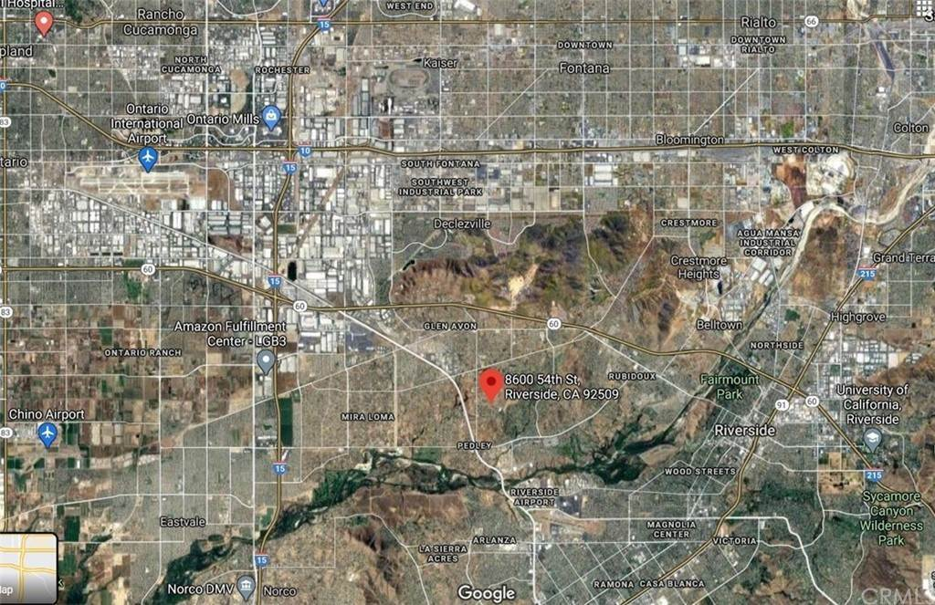 Land for Sale at 8600 54th Street Jurupa, California 92509 United States
