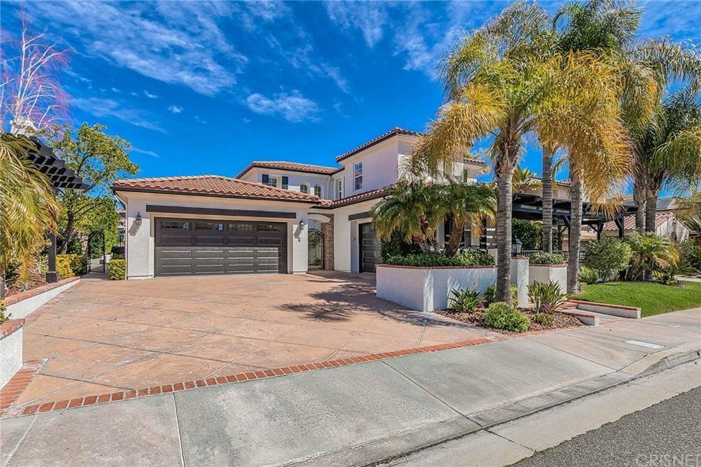 Residential for Sale at 26829 Alcott Court Stevenson Ranch, California 91381 United States