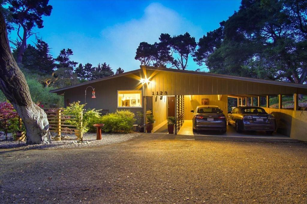 Residential for Sale at 1123 Alta Mesa Road Monterey, California 93940 United States