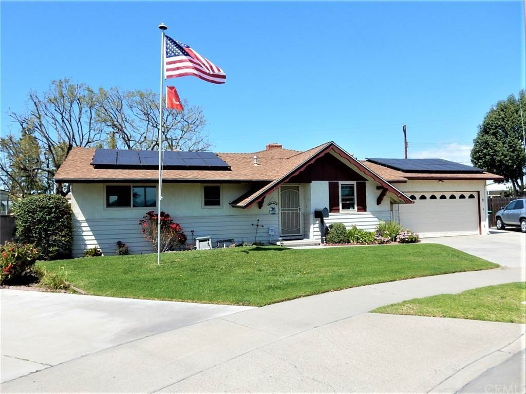 Residential for Sale at 8151 Pickens Lane Stanton, California 90680 United States