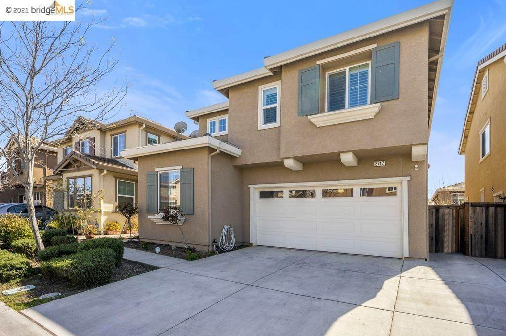Residential for Sale at 2747 Gracie Place Fairfield, California 94533 United States