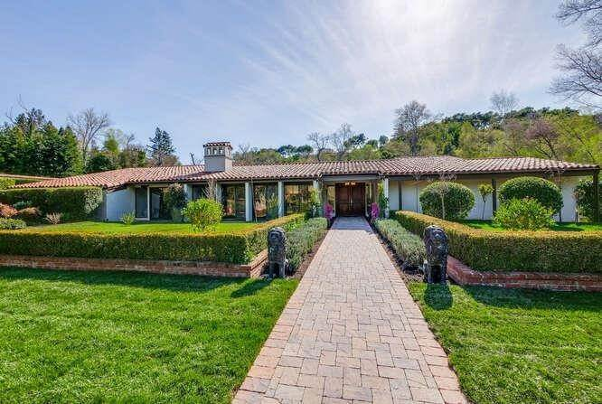 Residential for Sale at 237 Mapache Drive Portola Valley, California 94028 United States