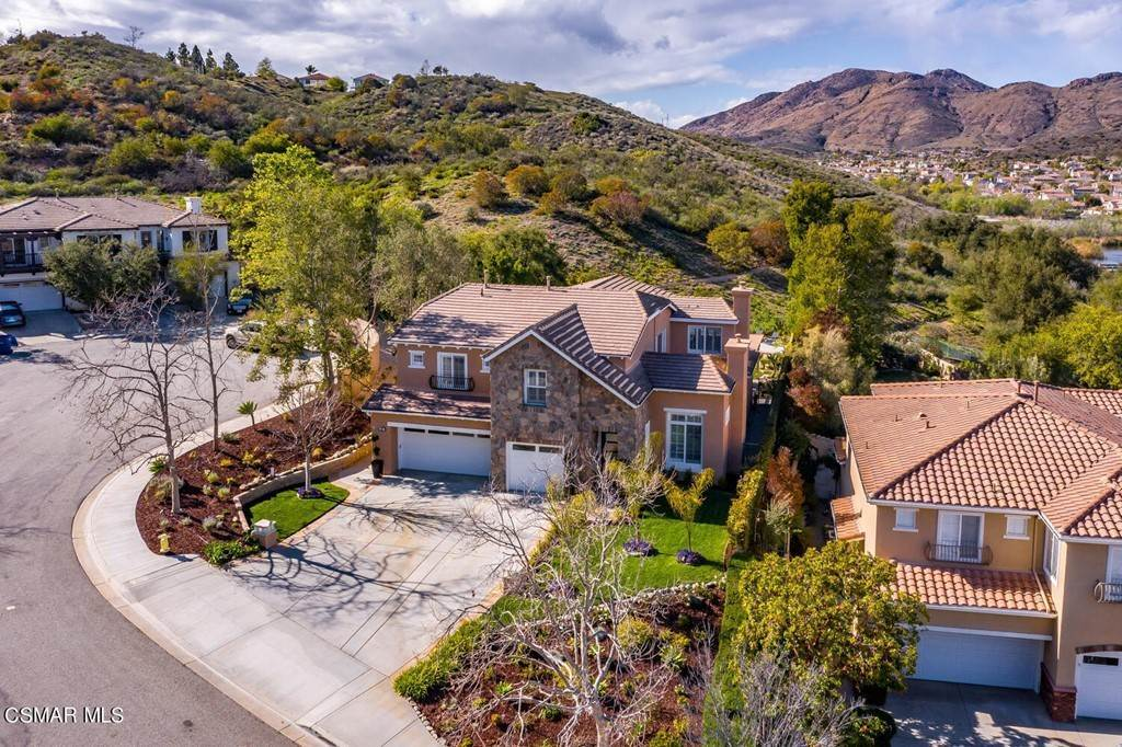 Residential for Sale at 661 Rabbit Creek Lane Newbury Park, California 91320 United States