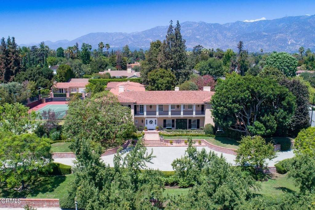 Residential for Sale at 1585 Orlando Road Pasadena, California 91106 United States