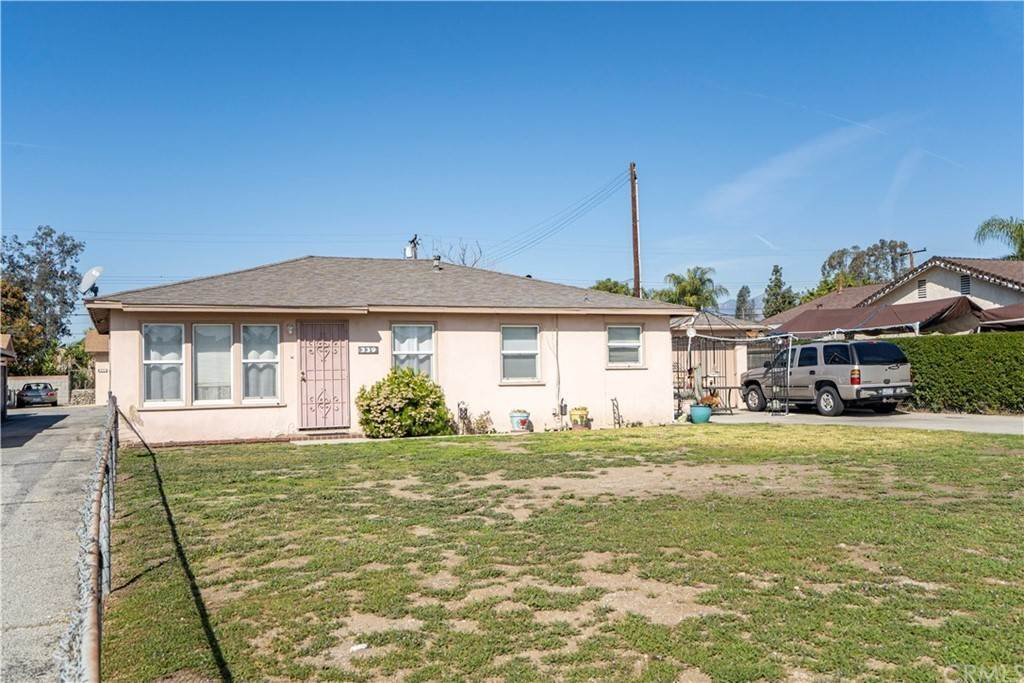 Residential Income for Sale at 339 South Aspan Avenue Azusa, California 91702 United States