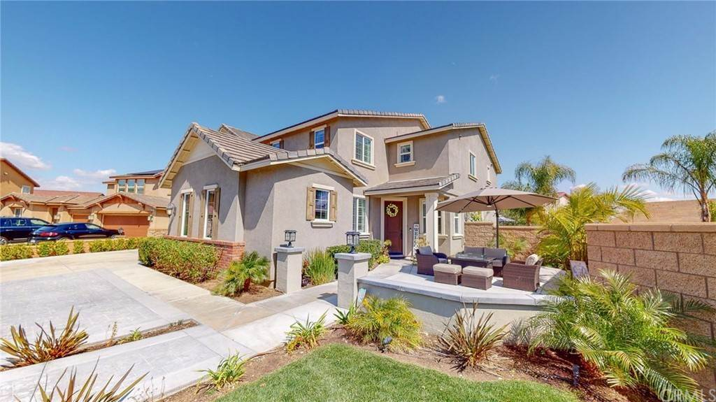 Residential for Sale at 14442 Bison Court Eastvale, California 92880 United States