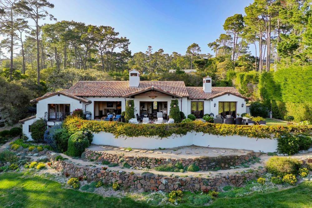 Residential for Sale at 1515 Riata Road Pebble Beach, California 93953 United States