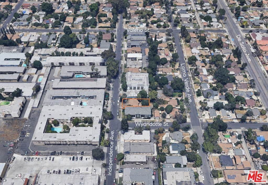 Land for Sale at 7306 Independence Avenue Canoga Park, California 91303 United States