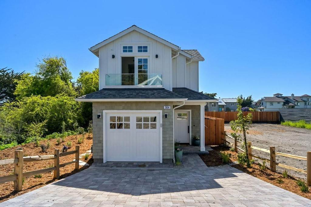 Residential for Sale at 2804 Champs Elysee Boulevard Half Moon Bay, California 94019 United States