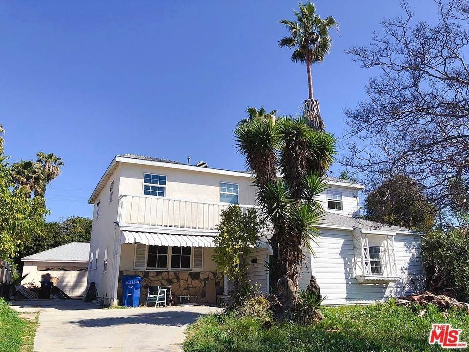 Residential for Sale at 15219 Willard Street Panorama City, California 91402 United States