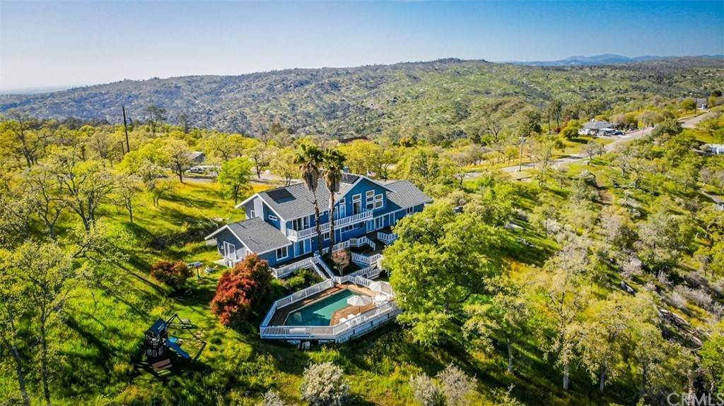 Residential for Sale at 41368 Lilley Mountain Drive Coarsegold, California 93614 United States