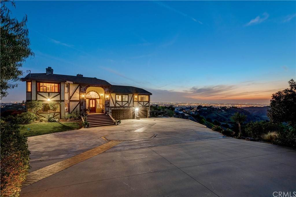 Residential for Sale at 2575 Casalero Drive La Habra Heights, California 90631 United States