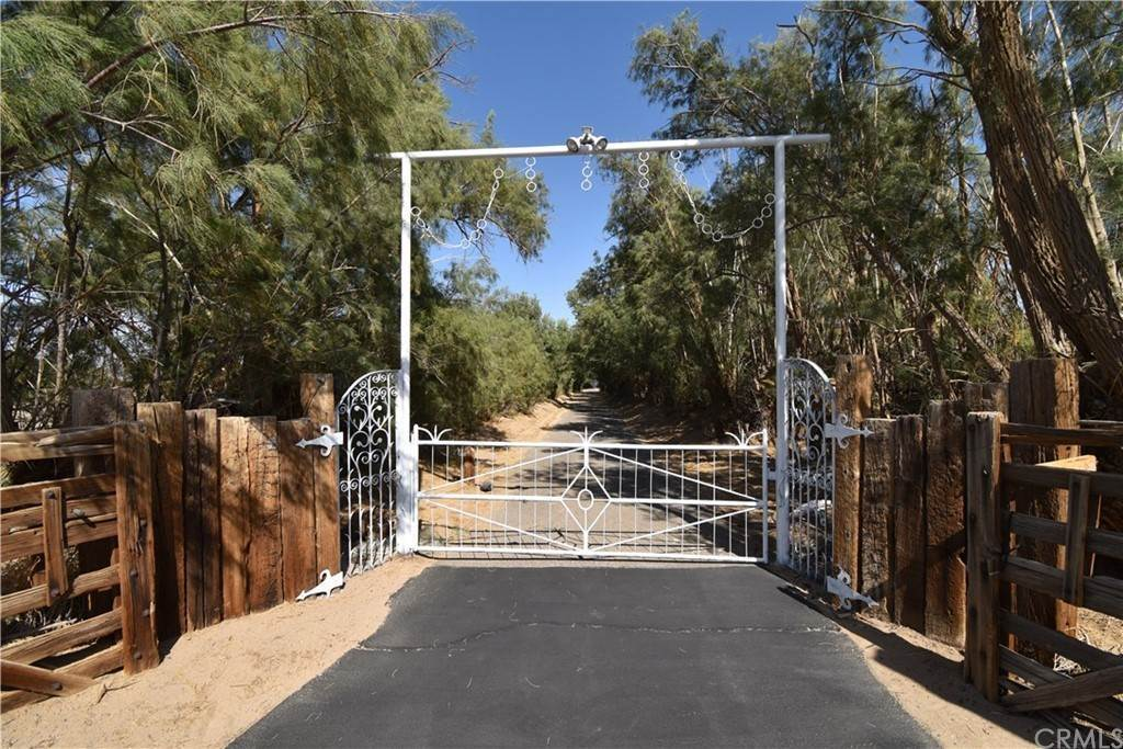 Residential for Sale at 30137 Fort Cady Road Newberry Springs, California 92365 United States