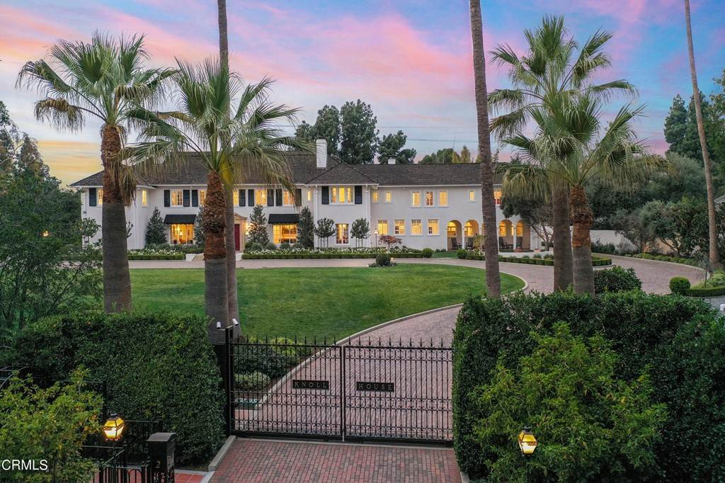 Residential for Sale at 2 Oak Knoll Terrace Pasadena, California 91106 United States