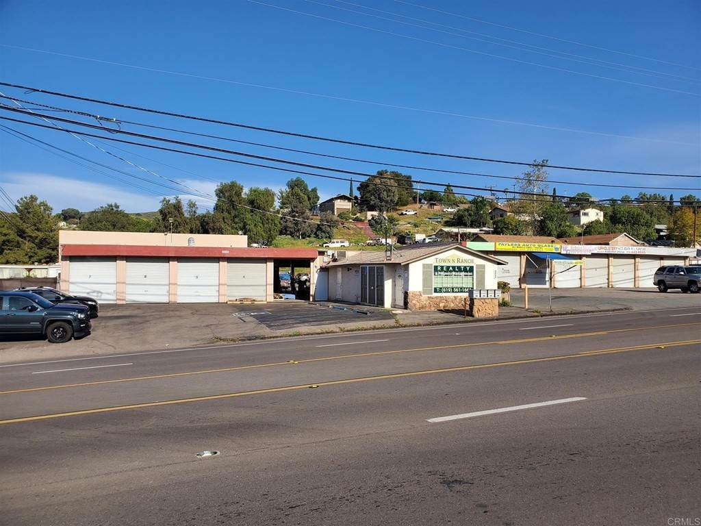 Industrial for Sale at 8845 Winter Gardens Boulevard Lakeside, California 92040 United States