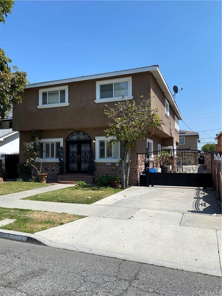 Residential Income for Sale at 8120 San Antonio Avenue South Gate, California 90280 United States
