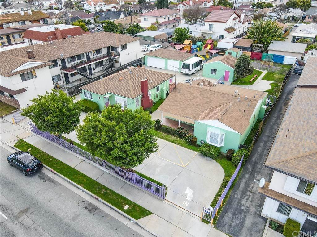 Multi Family for Sale at 315 North New Avenue Monterey Park, California 91755 United States