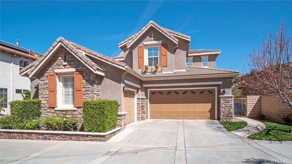 Residential for Sale at 25701 Chestnut Way Stevenson Ranch, California 91381 United States