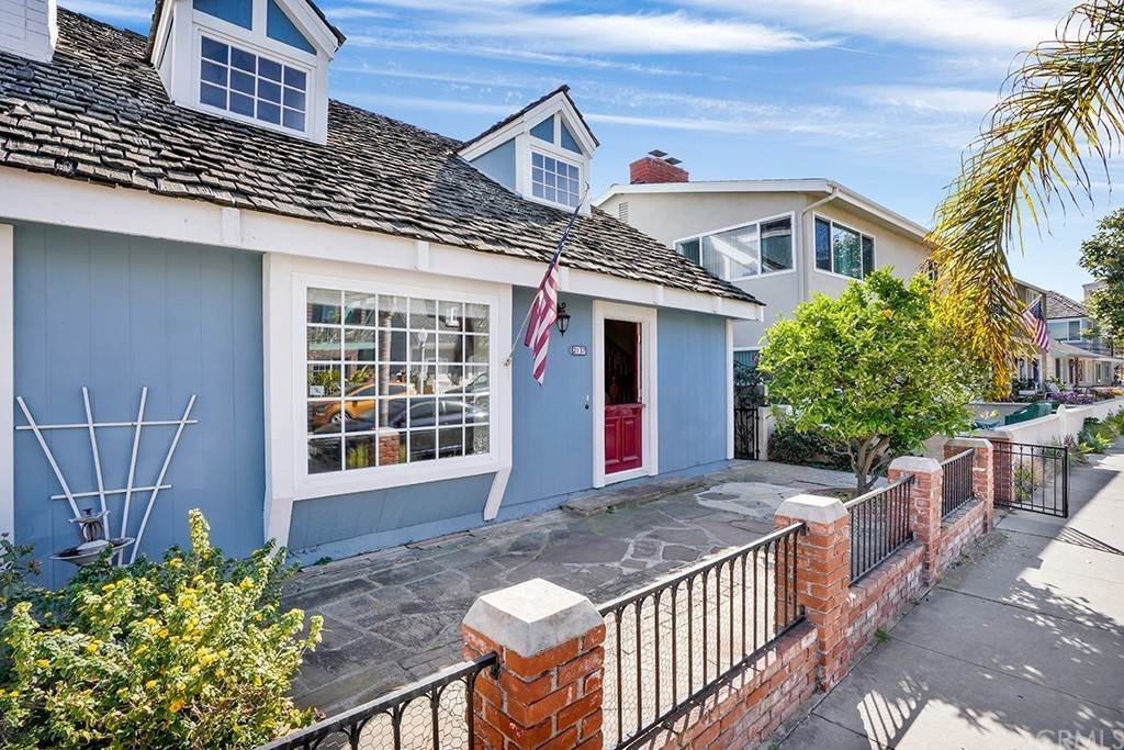 Residential for Sale at 2137 Miramar Drive Newport Beach, California 92661 United States