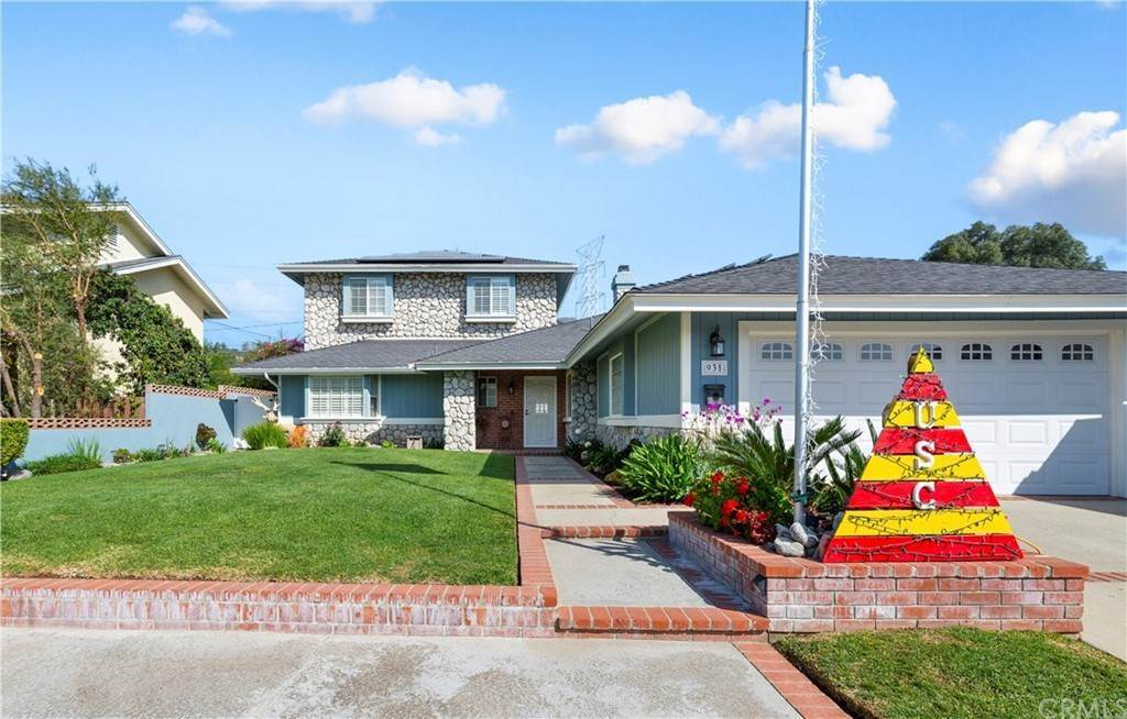 Residential for Sale at 931 Eastglen Drive La Verne, California 91750 United States