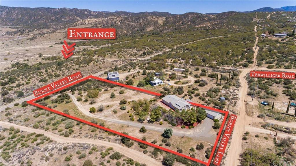 Residential for Sale at 58875 Burnt Valley Road Anza, California 92539 United States
