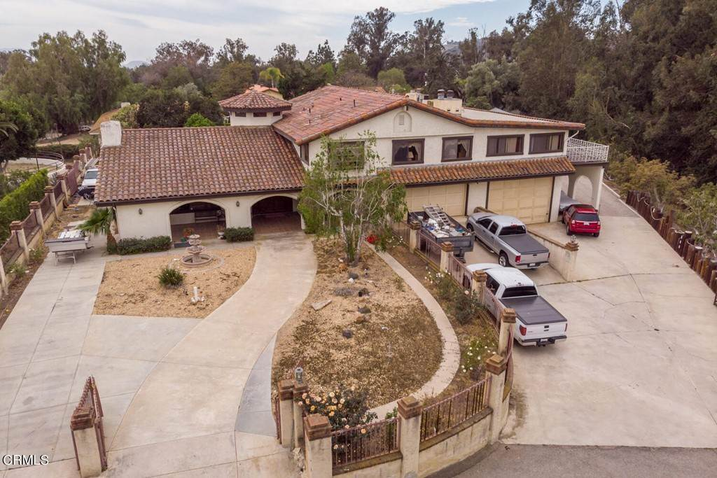 Residential for Sale at 5515 La Cumbre Road Somis, California 93066 United States