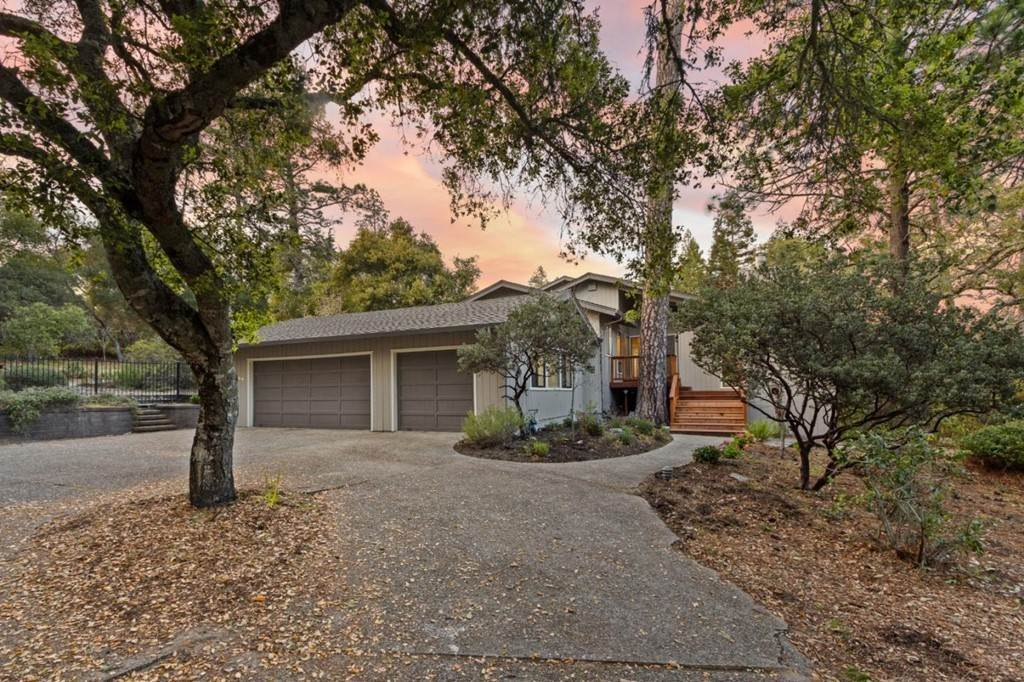 Residential for Sale at 240 Tan Oak Drive Scotts Valley, California 95066 United States