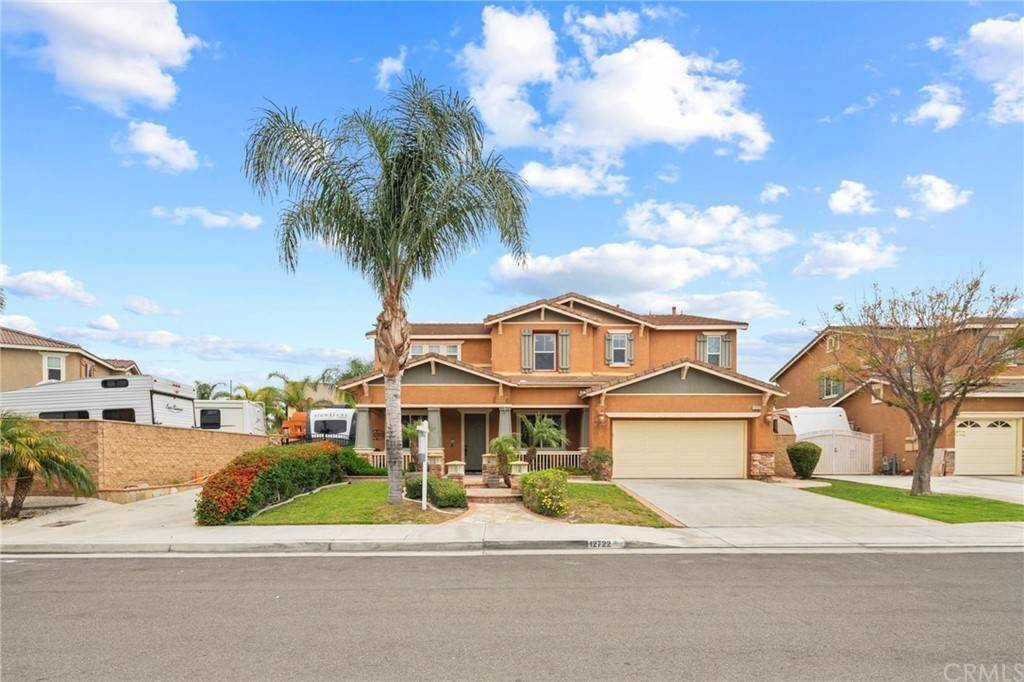 Residential for Sale at 12722 Kristi Lynn Court Eastvale, California 92880 United States
