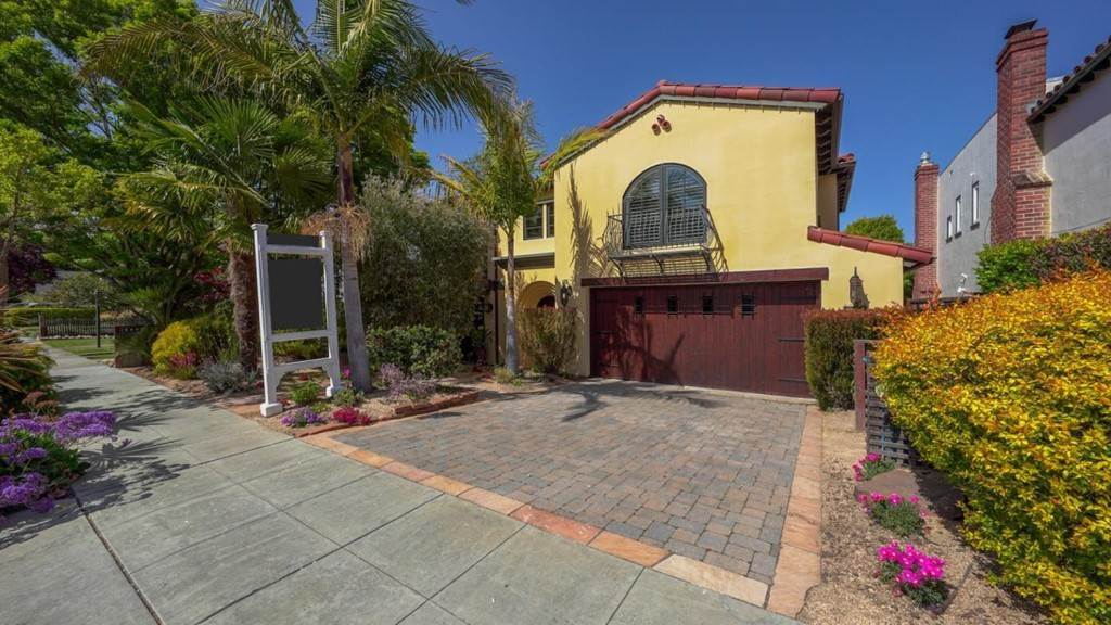 Residential for Sale at 1208 Bernal Avenue Burlingame, California 94010 United States