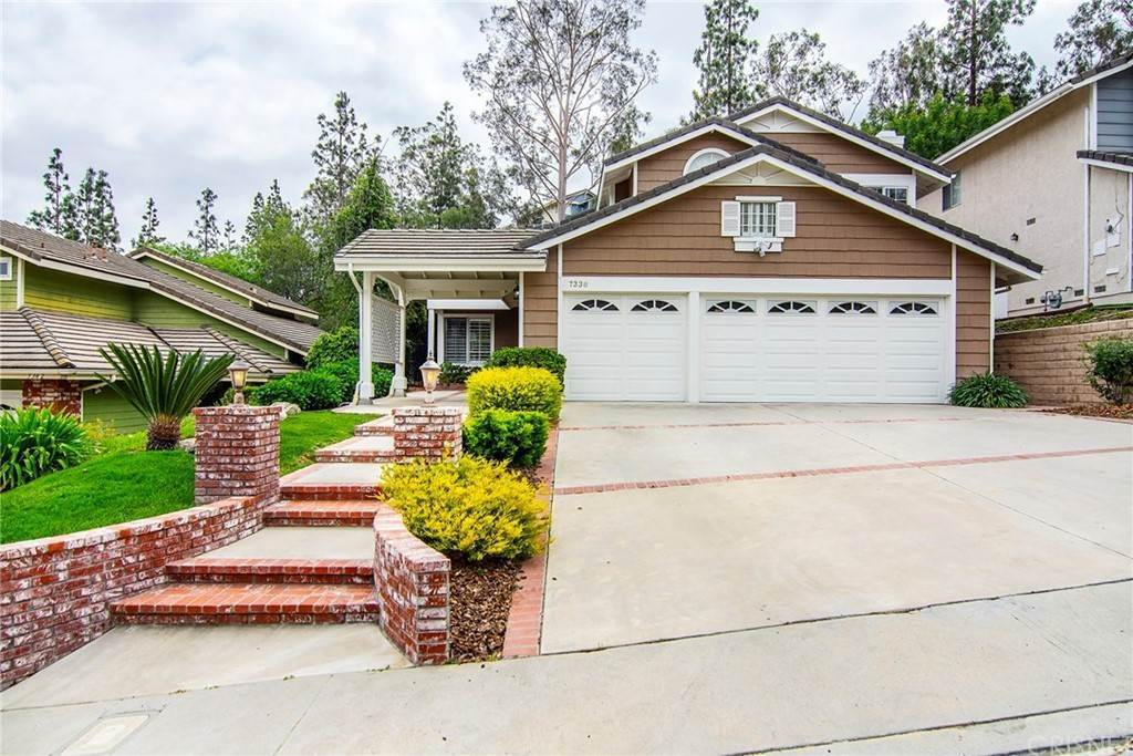 Residential for Sale at 7338 Woodvale Court West Hills, California 91307 United States