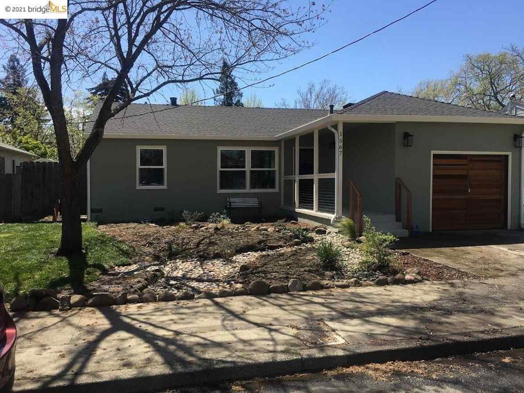 Residential for Sale at 1567 Ash Street Napa, California 94559 United States
