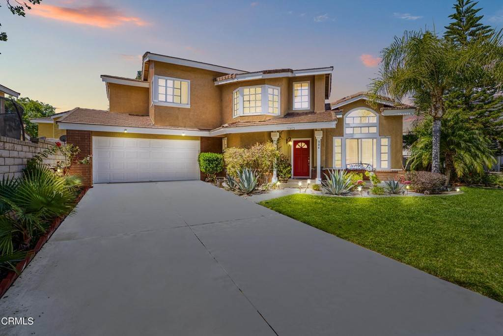 Residential for Sale at 984 Meadowlark Drive Fillmore, California 93015 United States