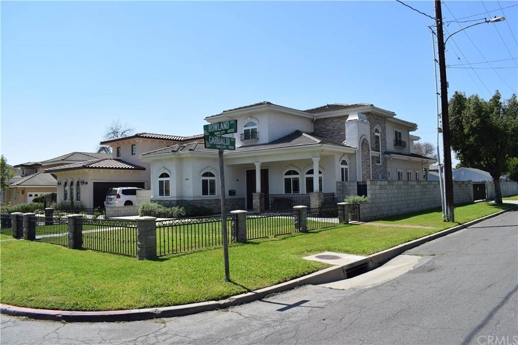 Residential for Sale at 6055 Rowland Avenue Temple City, California 91780 United States